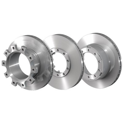 Disc Brake Rotors - ConMet